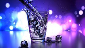 Mentholkristalle oder Eiskristalle in der Sauna sind sehr angenehm für die Atemwege.